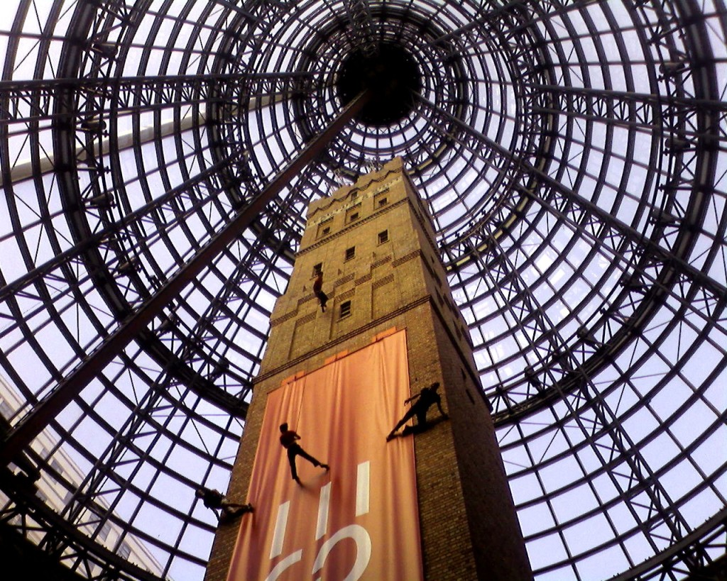 Melbourne_Central_abseiling_shot_tower