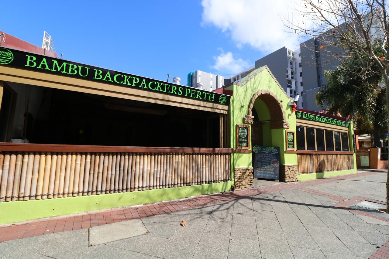 Bambu Backpackers Perth