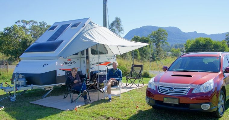 How to Hire the Best Camper Trailer Rental Company in Australia